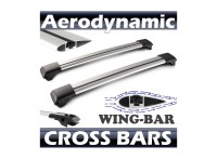 BMW X5 E70 Roof Rack Cross Bars Set
