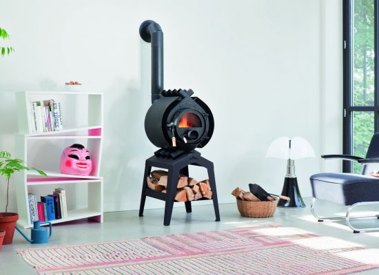 Mini Kaminofen Original Bullerjan Stoves - Bullerjan