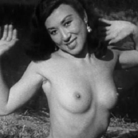 Bijin de la semaine (12) : l'inconnue jouant dans un shô eiga de 1949