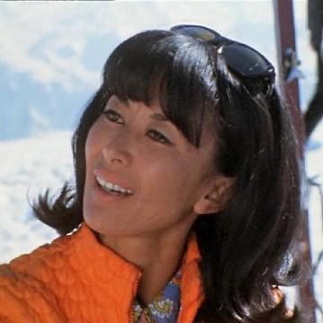Des Japonais chez les Belges #3 : Keiko Kishi dans un épisode de Tanguy et Laverdure