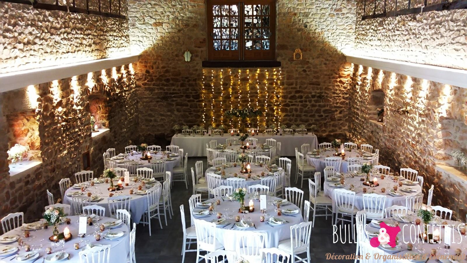 Decoration Mariage Chateau Decoration Mariage Chic Chateau D 39urbillac Bulles