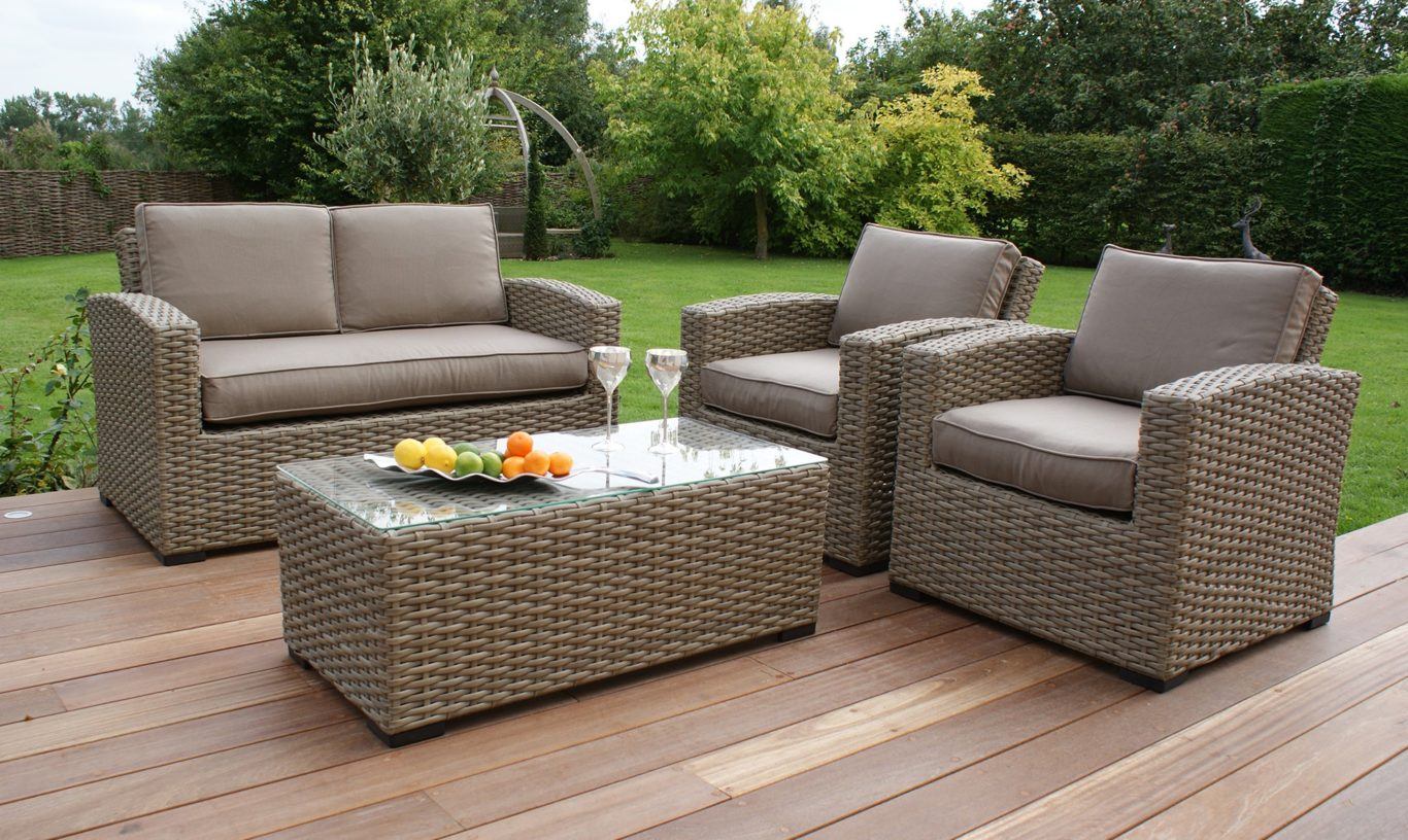 Rattan Outdoor Tips For Buying Rattan Garden Furniture That Will Last ...