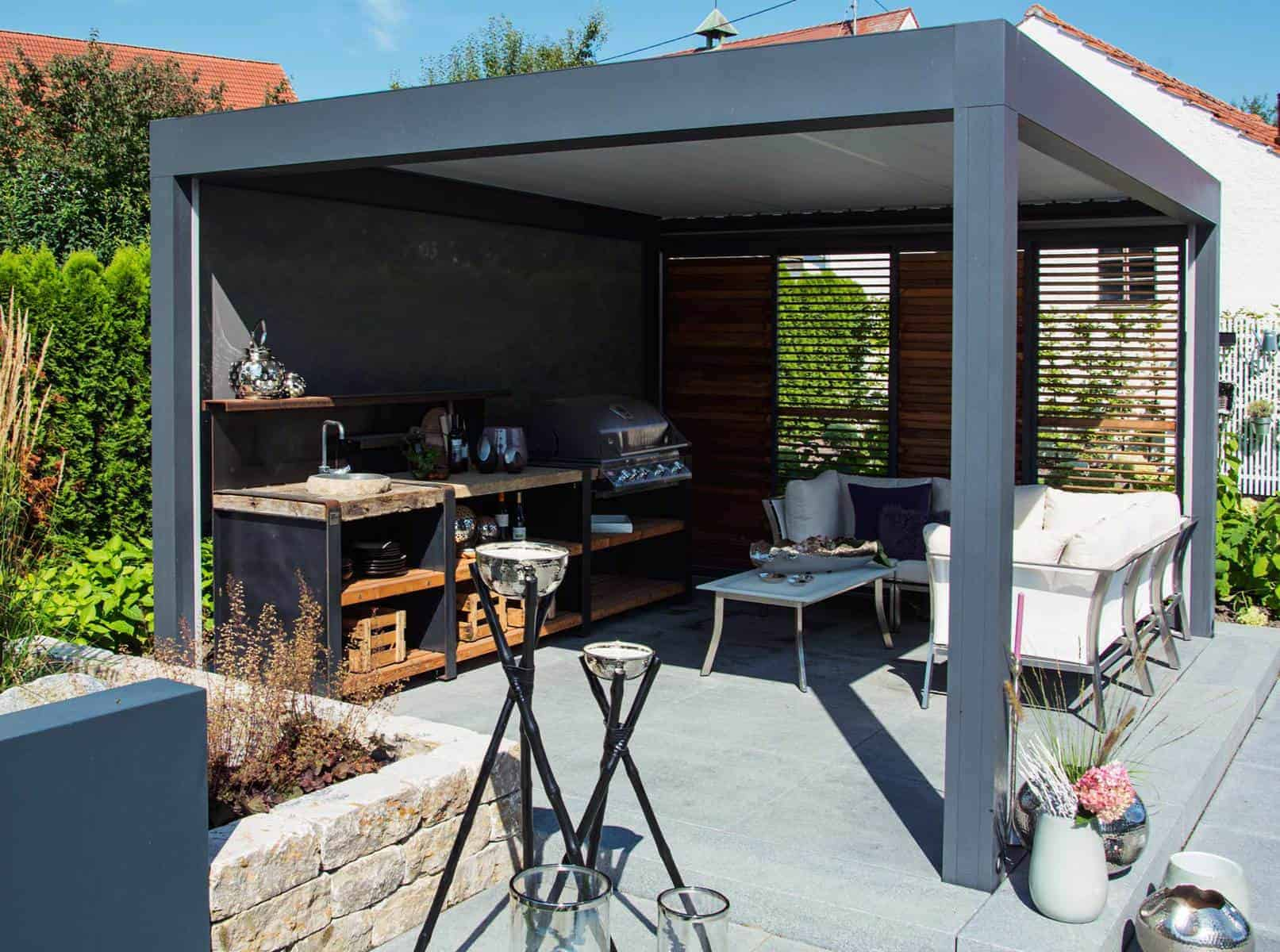 Outdoor Küchen Oehler : Outdoor küche firma oehler outdoor kitchen zeit ist luxus