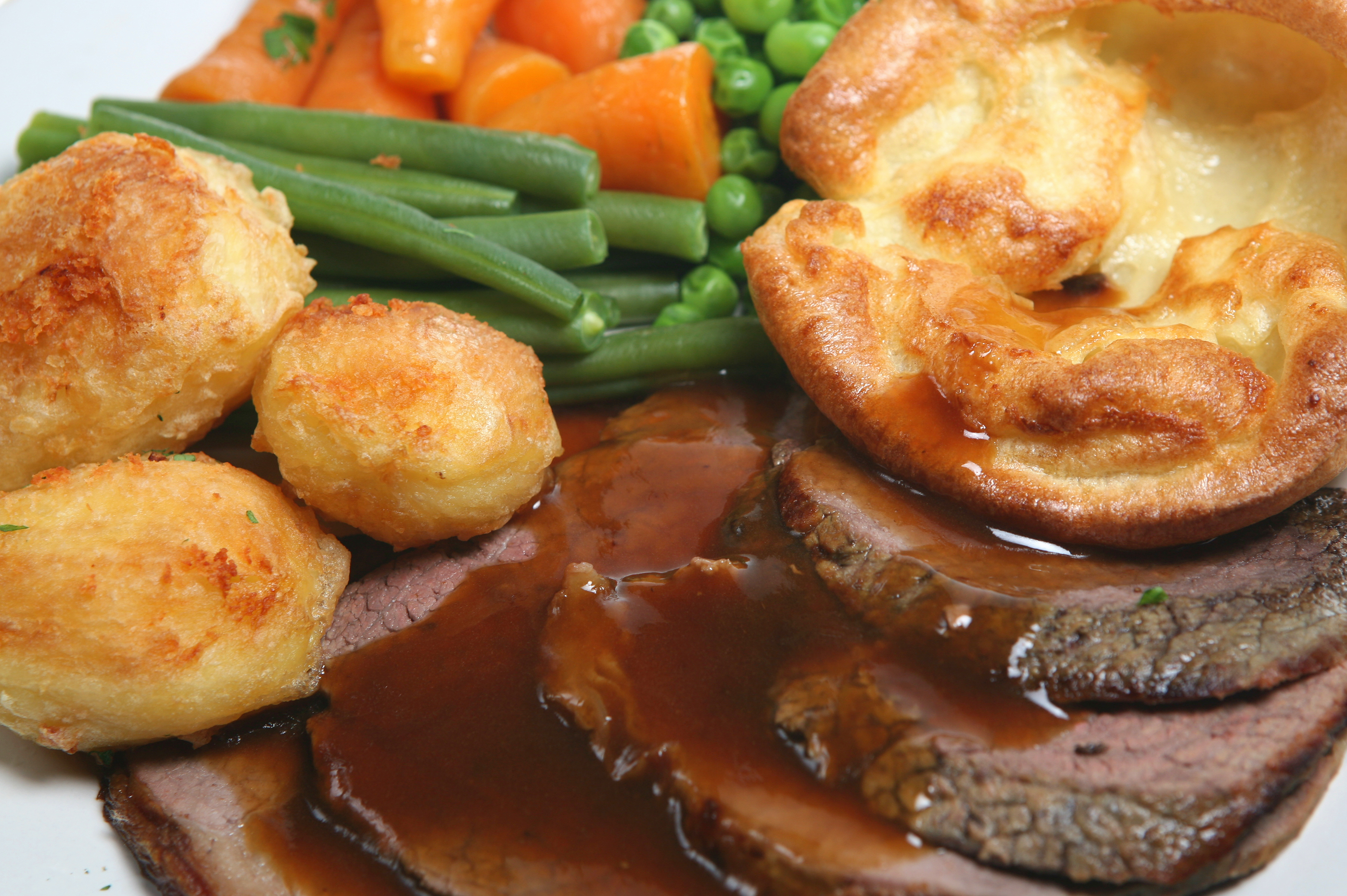 Englische Küche London Your Sunday Roast At The Blackweir Tavern Cheap Eats