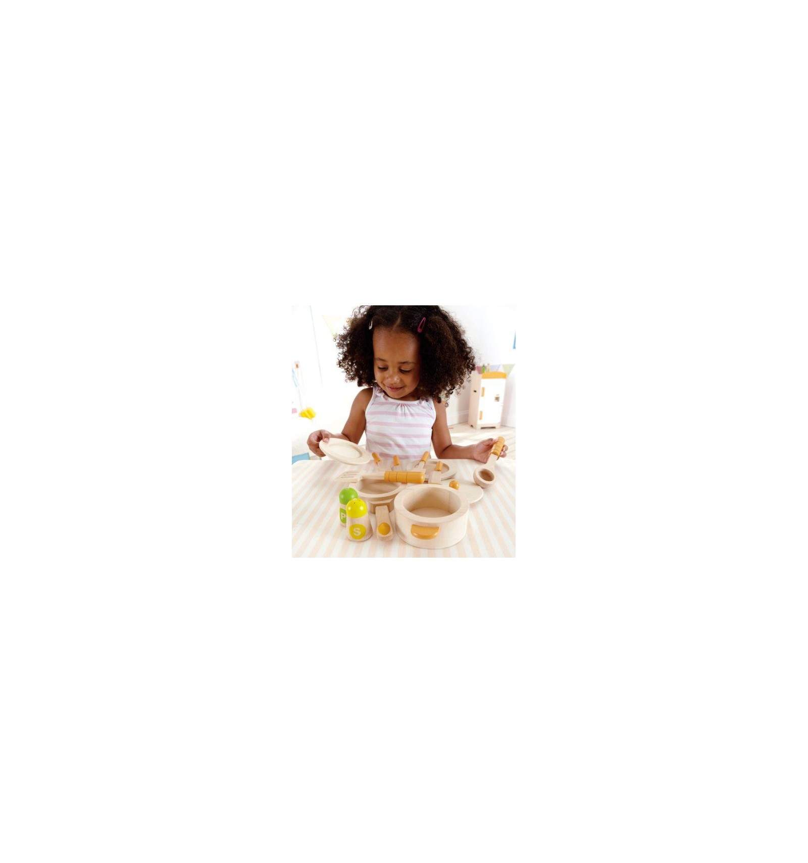 Hape E3103 - Starterset Gourmet-küche Gourmet Kitchen Starter Set Bumble Bee Your One Stop Online