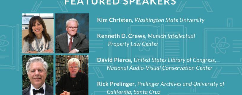 UCLA Digital Archiving Speaker Series, \
