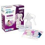 Breastpump Manual Avent Natural Comfort