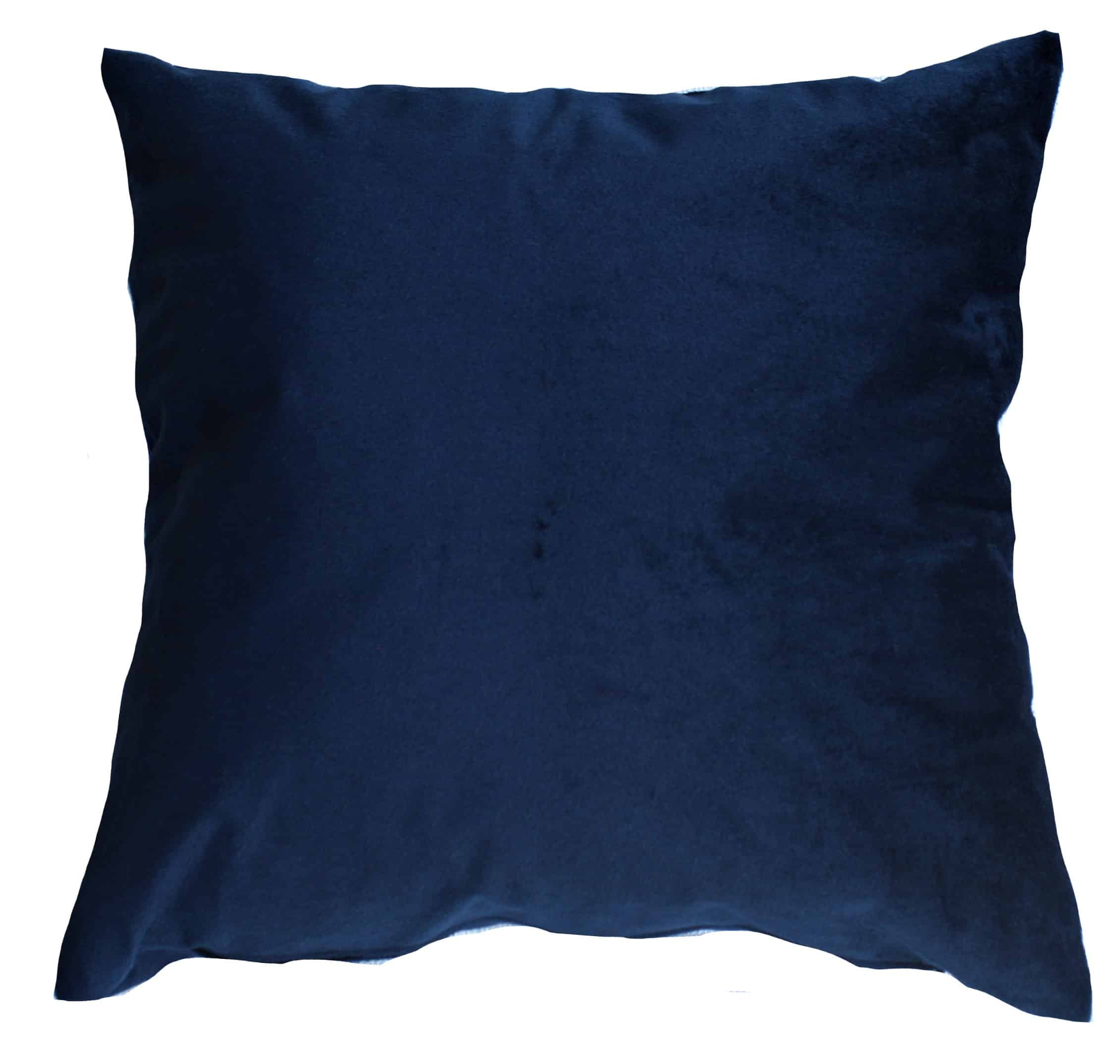 Blue Velvet Cushion Navy Blue Velvet Cushion Cover