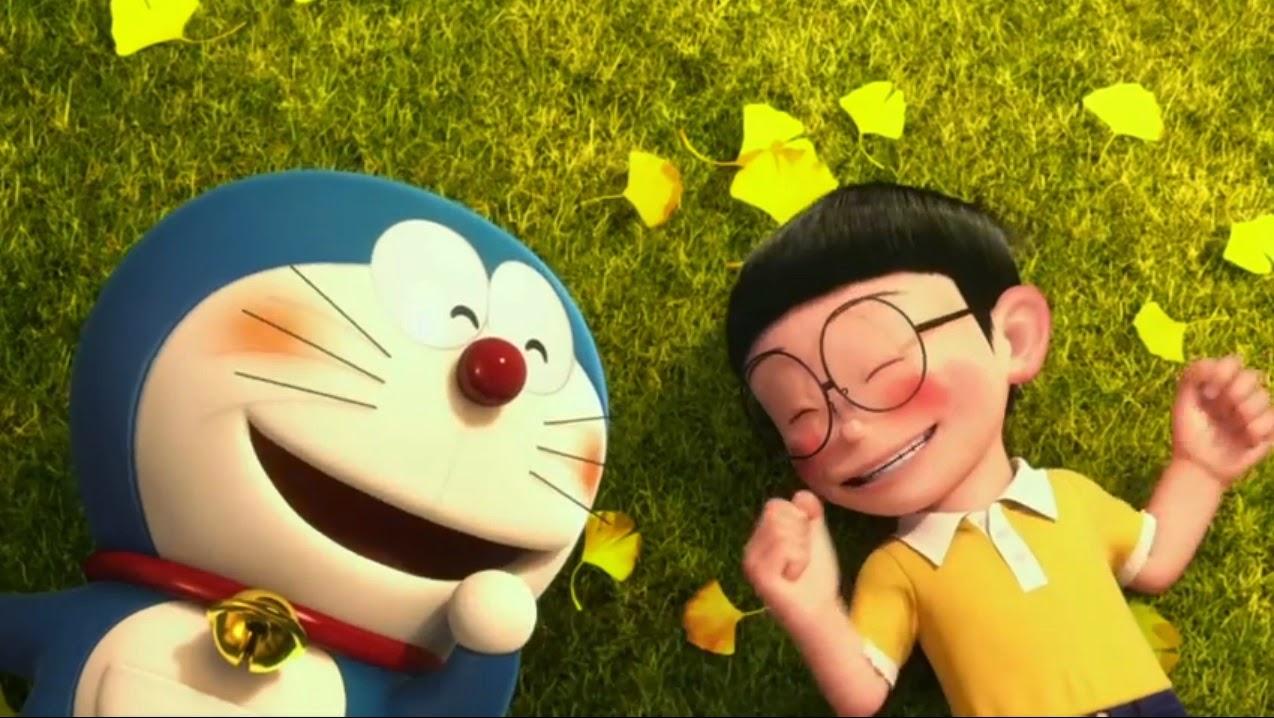 Nobita 3d Wallpaper Stand By Me Doraemon 3d 2014 Indahnya Kenangan Masa