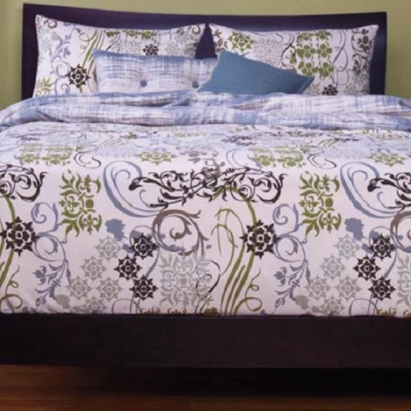 Classic Bedding Classic Bedding - Ornamental Fitted Bed Cap Comforter Set