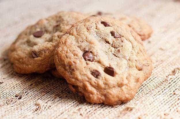 Chocolate Covered Pretzel Cookies