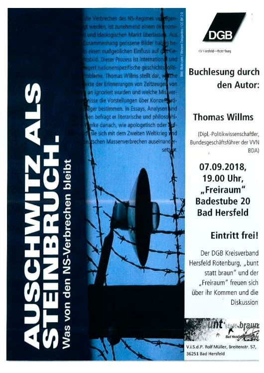 Buchlesung 07.09-1