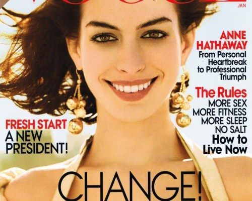 Hathaway Vogue Cover