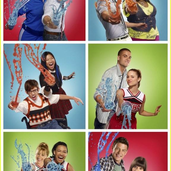 Glee Season 2 promotional photo via FOX