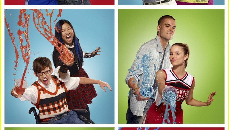 Glee Season 2 promotional photo via FOX
