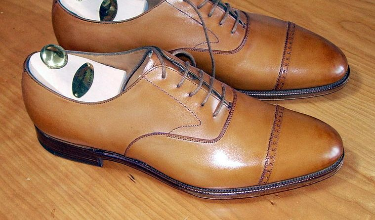 A perfect example of lovely oxfords | Photo courtesy of Wikimedia Commons