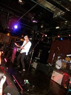 Diamond Rings at Paradise Rock Club. Photo by Meghan Gilligan