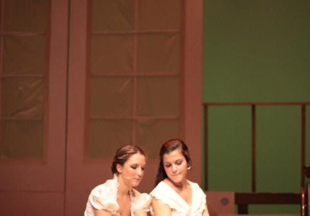 Desiree and Fredrika