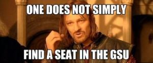 Wise words, Boromir.