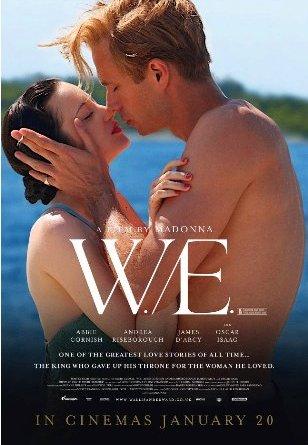 W.E Film Poster