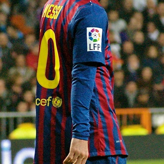 Lionel Messi, a living legend. | Photo courtesy of Addesolen via Wikimedia Commons