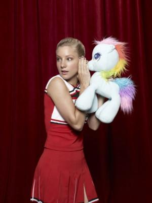 That unicorn is giving Brittany some inappropriate ideas. | Photo courtesy FOX TV.