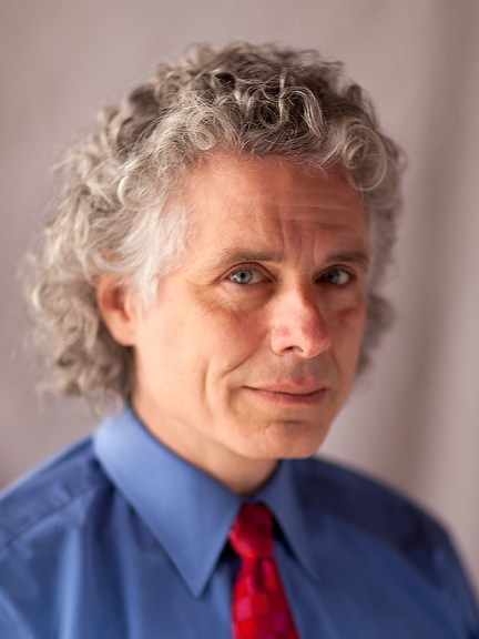 Steven Pinker © Rebecca Goldstein