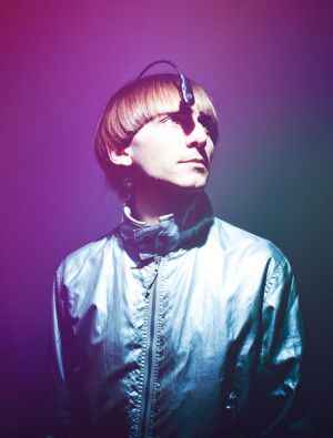 Neil Harbisson considers his eyeborg to be just as much a part of him as his own eyes. | Photo courtesy Wikimedia Commons via Carlosramirex