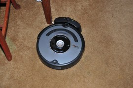 The Roomba is the original house robot, useful but not all that impressive looking. | Photo courtesy Flickr via pboyd04.