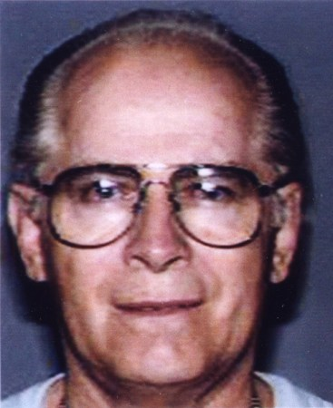 "Photo of James J. ""Whitey"" Bulger in 1994. 