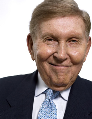 Sumner Redstone | Photo courtesy of Viacom Inc.