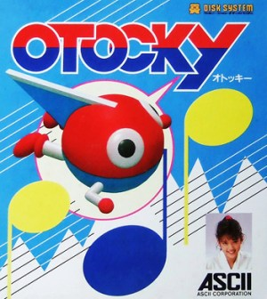 The box art for Otocky. | Image via GameFAQs user hydao