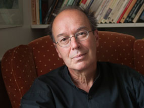 Professor Harold Schweizer | Photo courtesy of Bucknell University