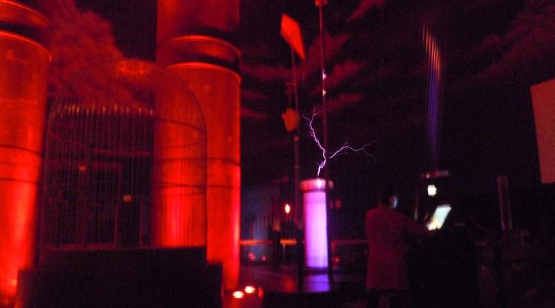 Electricity! live presentation