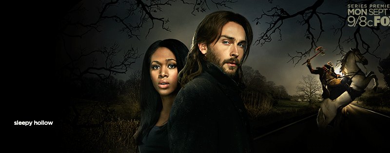 Promotional image of Sleepy Hollow, courtesy of Fox