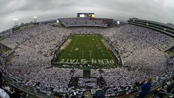 Beaver Stadium | Photo courtesy of psu.edu