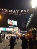 Sox Fenway Pic