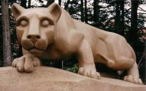 Penn State Nittany Lion | Photo courtesy of psu.edu