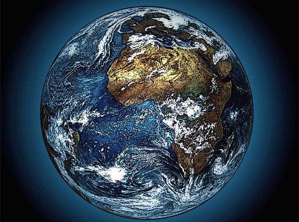 View on Earth | Author : Heikenwaelder Hugo, Austria via wikicommons