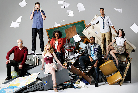 Community returns, hopefully reenergized, on January 2nd! | Promotional Photo Courtesy of NBCUniversal