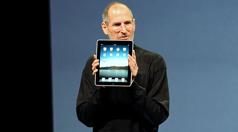 You could be the next Steve Jobs| Photo courtesy of matt buchanan via wikicommons