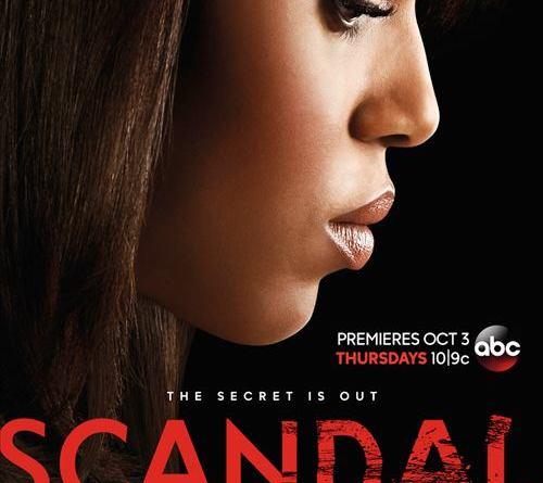 Scandal Promotional Poster | Promotional Materials from ABC's Scandal Facebook