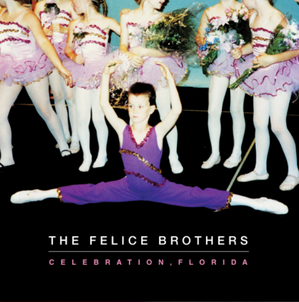 Celebration, Florida, released in 2011, is The Felice Brothers' most recent studio album | photo courtesy of thefelicebrothers.com