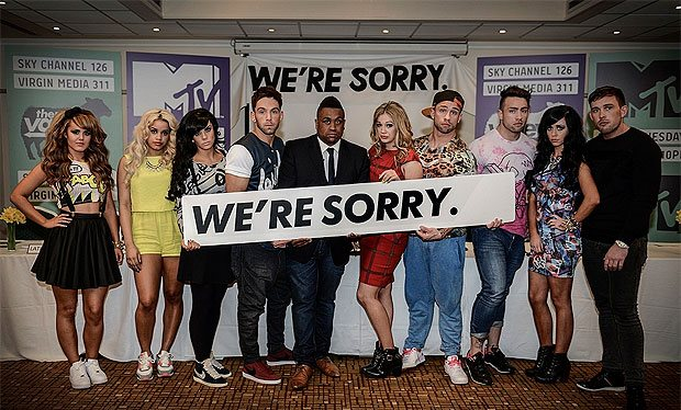 The cast of the Valleys apologizes for the 2nd season before it has even started | Promotional image from MTV