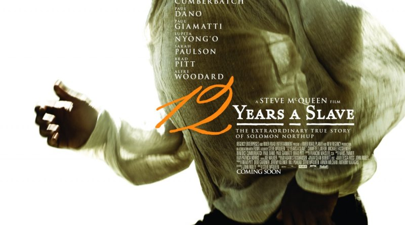 12 years a slave promo poster