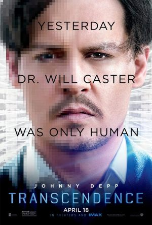 trascendence, johnny depp, warner bros
