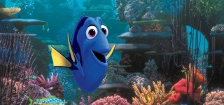 Finding Dory At The El Capitan Theater In Hollywood