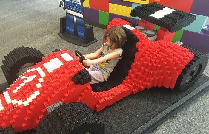Visit All Things Lego's At Discovery Cube LA, Now Through January 16th