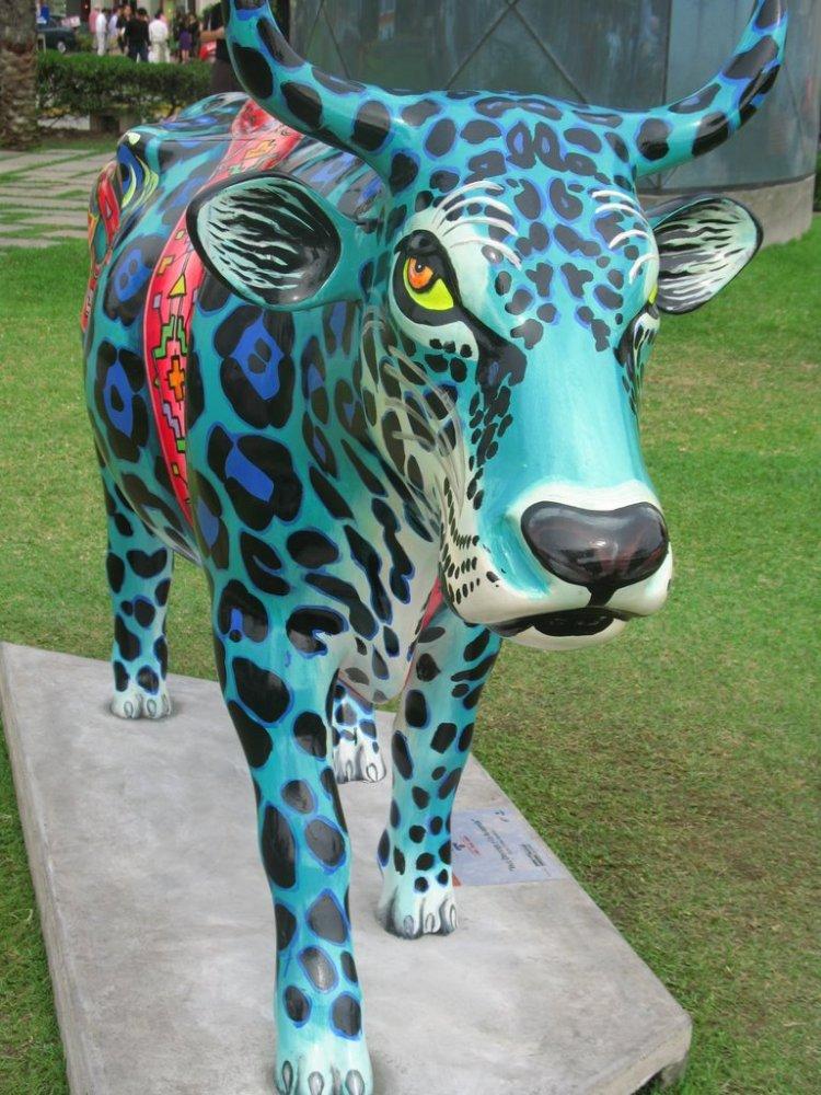 Alguito del Cow Parade :) (4/5)