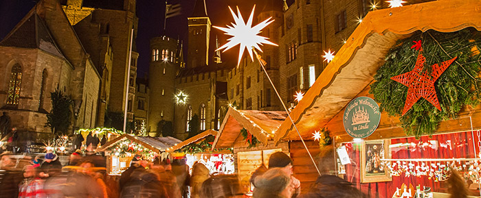 Spectrum Royal Christmas Market1. And 2. Advent Weekend - Burg